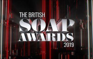 British Soap Awards 2019 logo