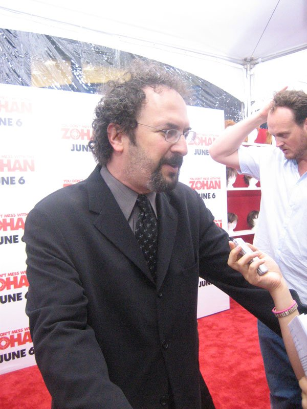 Interviews: Messing With Zohan's Cast On The Red Carpet #66