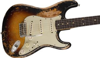 Fender Limited Edition Mike McCready 1960 Stratocaster