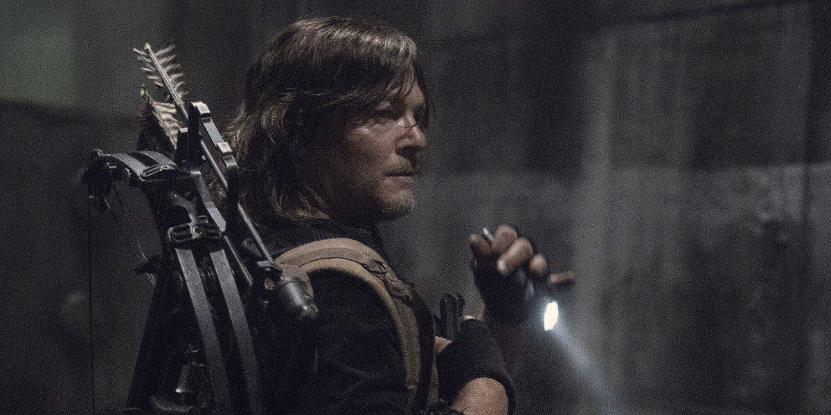 Did The Walking Dead Spoil A Big Daryl Reunion In First Season 11 Trailer?