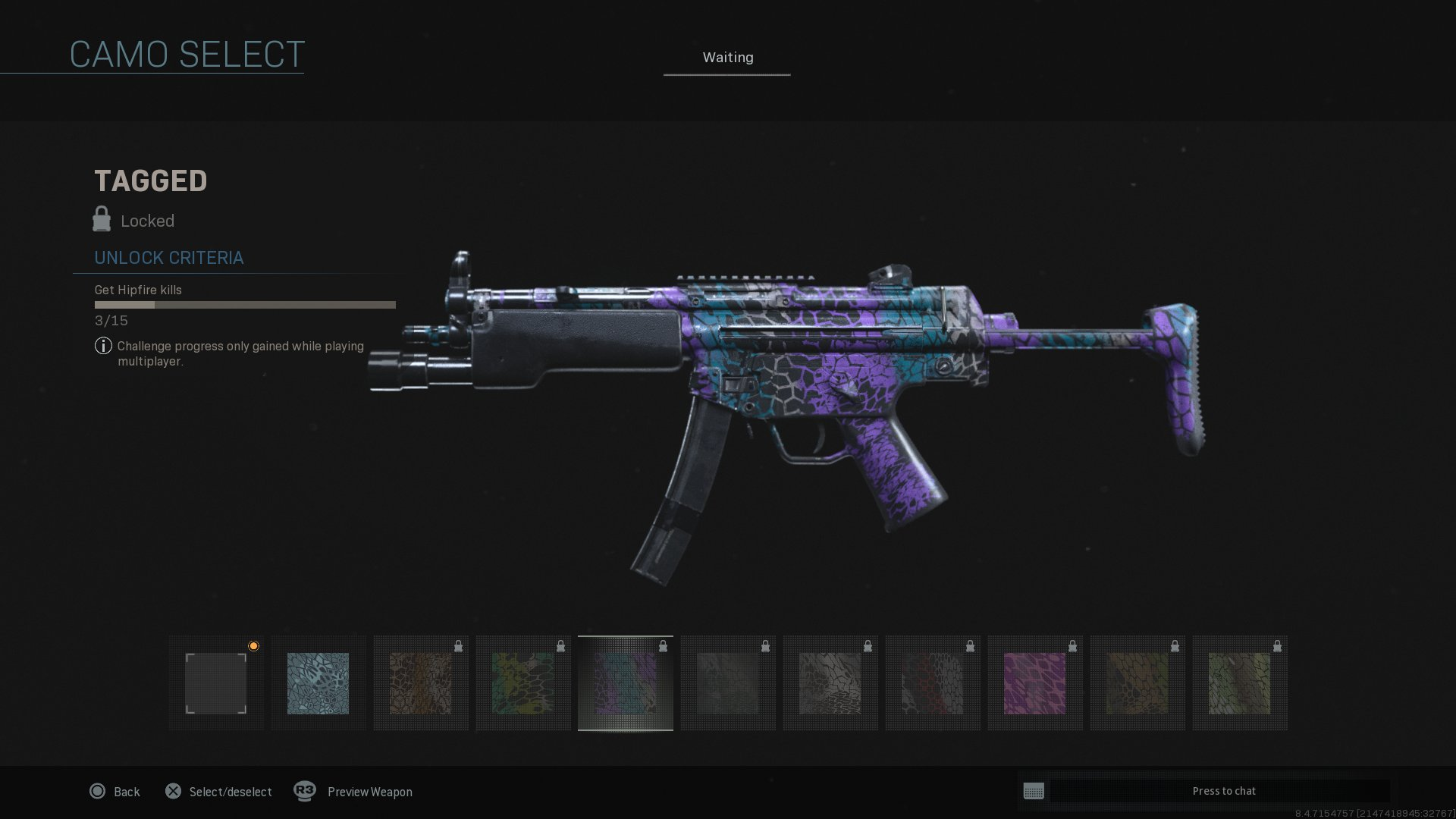 How To Unlock Modern Warfare Camos Including The High Level Gold Platinum And Damascus Gamesradar