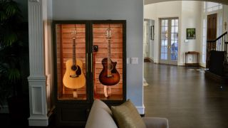 Acoustic Remedy's hand-built, climate-controlled cases