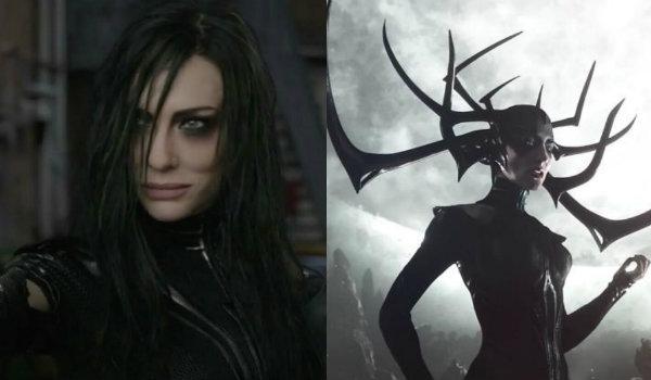 Hela Thor: Ragnarok