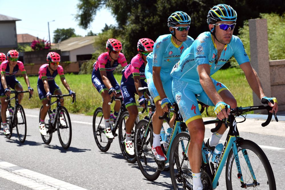 Thumbnail Credit (cyclingweekly.co.uk) Photo: Graham Watson: Other Astana riders may now be given opportunities at the 2016 Vuelta a Espa�a. Photo: Graham Watson