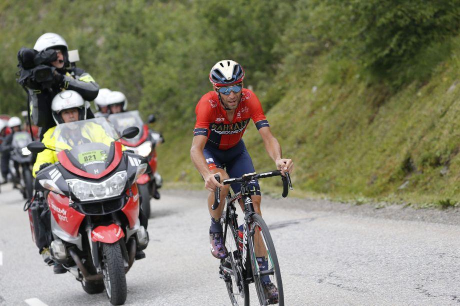 Vincenzo Nibali confirms transfer to Trek-Segafredo