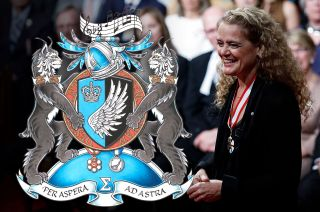 astronaut julie payette coat of arms