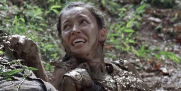 Rosita Christian Serratos The Walking Dead AMC