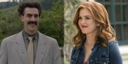 Sacha Baron Cohen's Wife Isla Fisher Reveals What It's Like Being Married To Borat