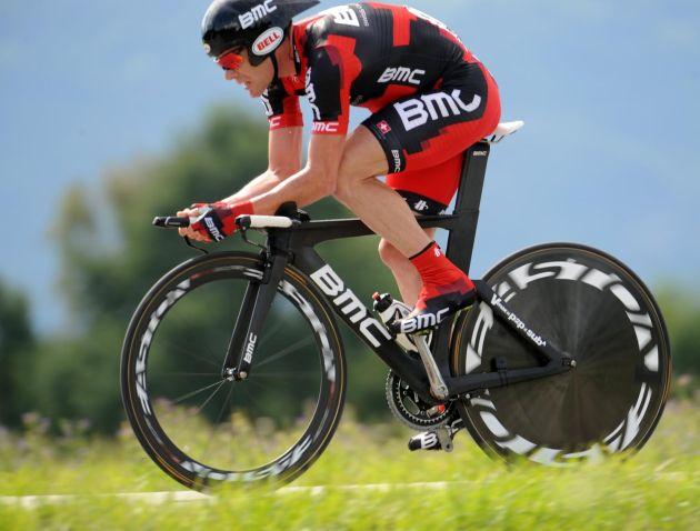 Cadel Evans, Tour de France 2011, stage 20