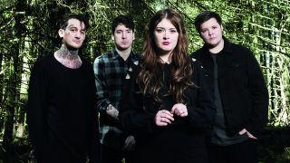 Making Monsters, Irish band, group photo
