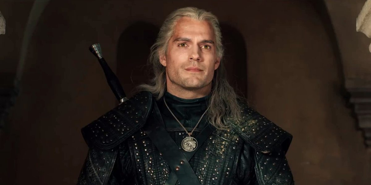 Henry Cavill on The Witcher