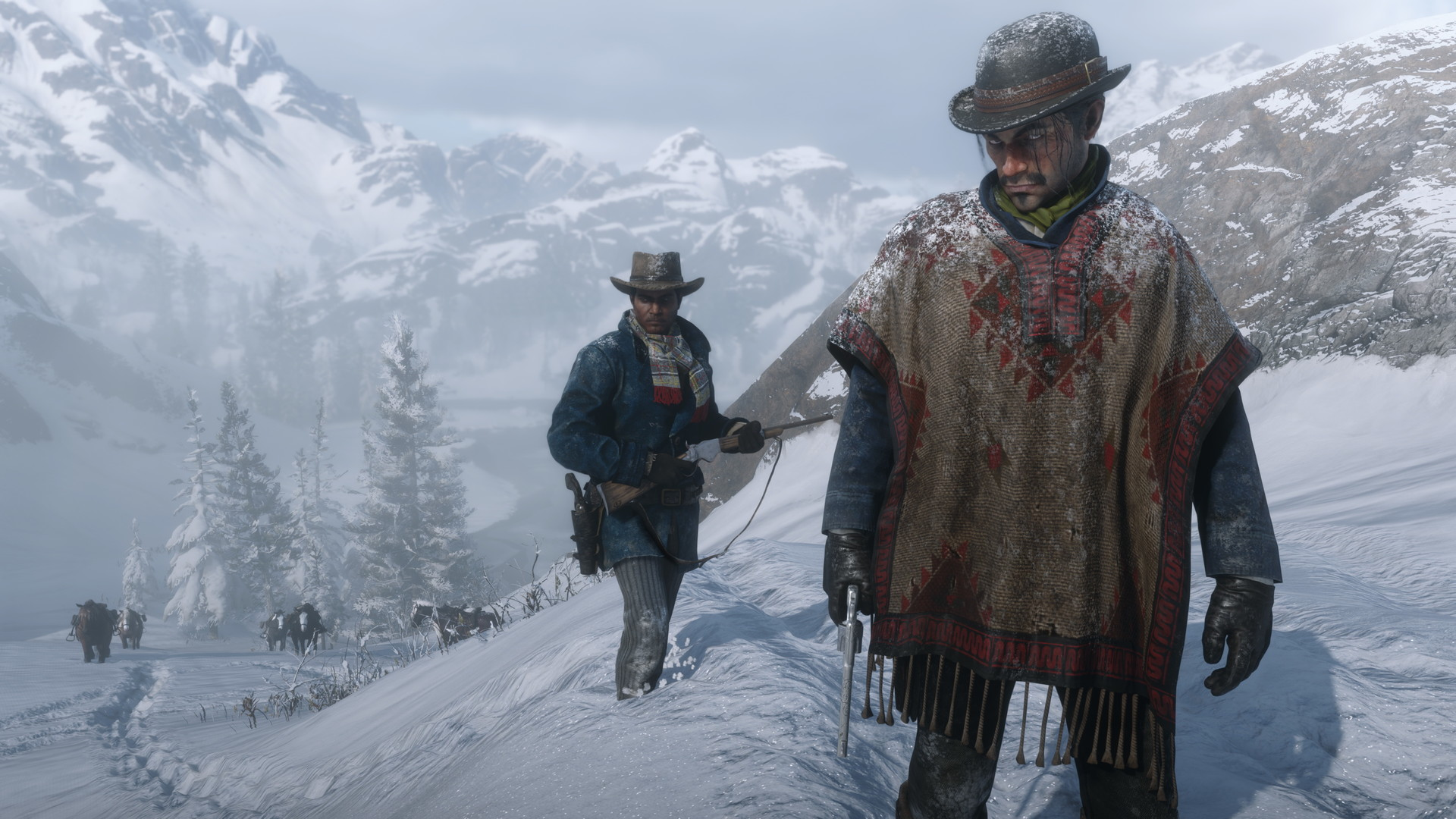 Nobody Wants To Play Red Dead Redemption 2 On Pc Techradar