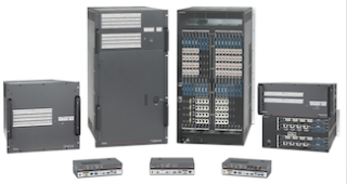 Extron Future-proofs 4K Switchers with 50 Gbps Digital Backplane