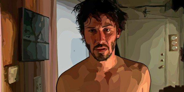 Keanu Reeves - A Scanner Darkly