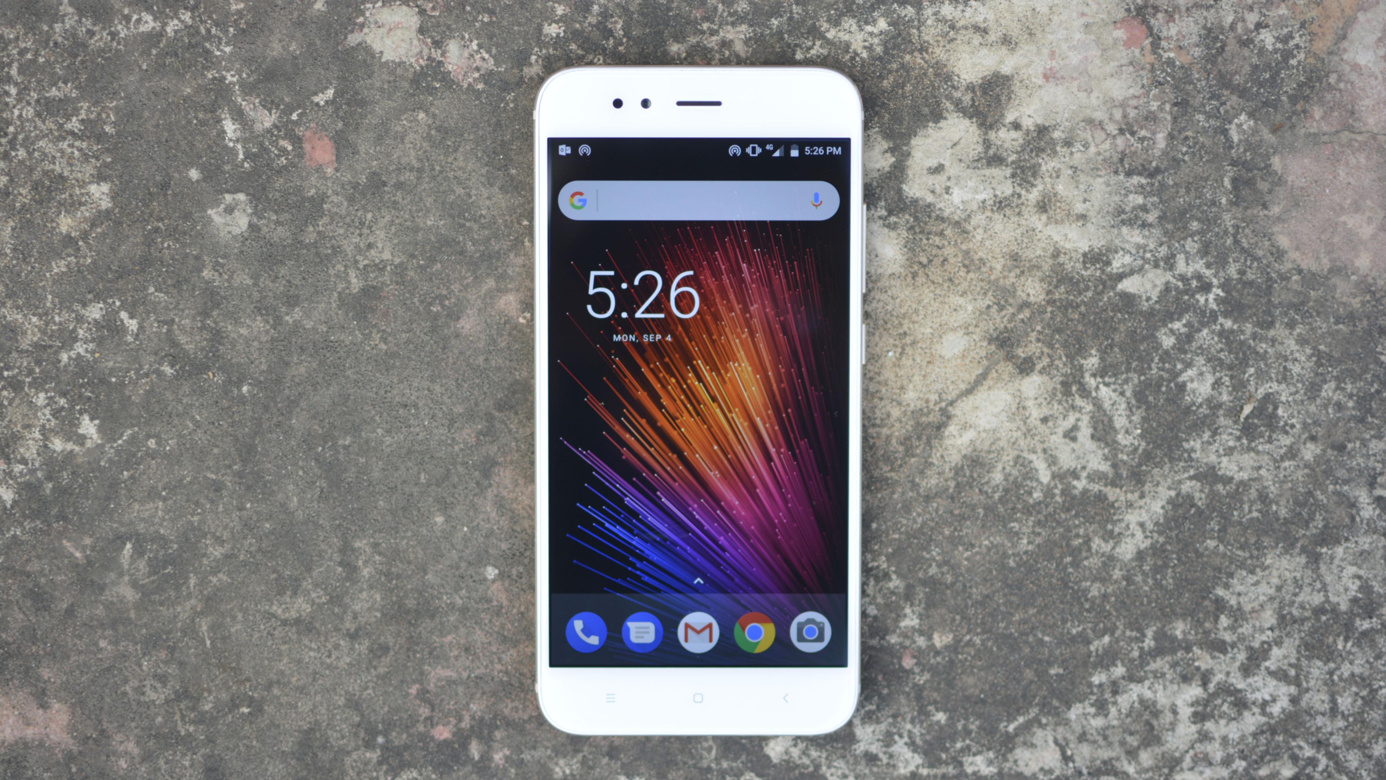 Xiaomi Mi A1 Review Techradar Bestseller Redmi 4x Prime Ram 3gb Internal 32gb