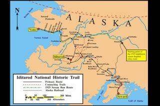 Iditarod National Historic Trail