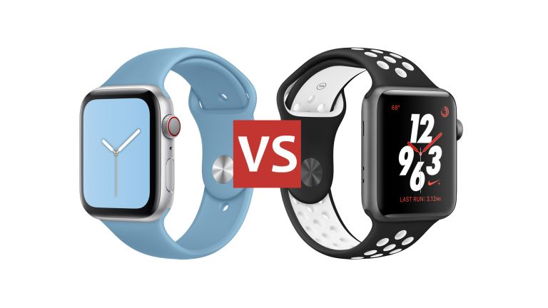 Apple Watch Series 4 vs Apple Watch Series 3: which should ...