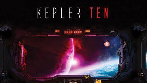 Kepler Ten - Delta-V album artwork