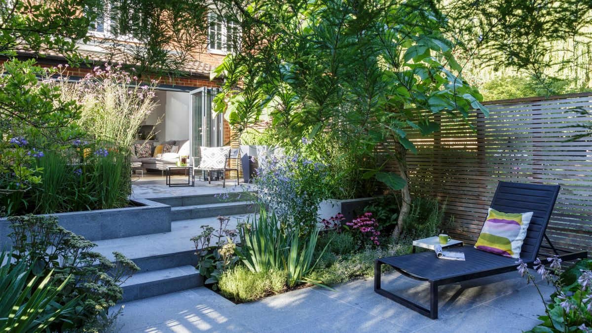 Maximise a compact gardening space with these small garden ideas