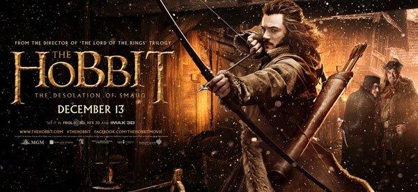 Hobbit 2 Poster