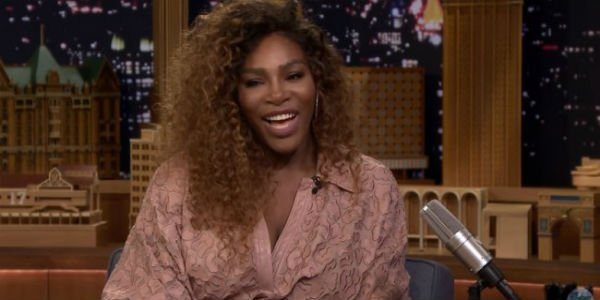 Serena Williams The Tonight Show Starring Jimmy Fallen