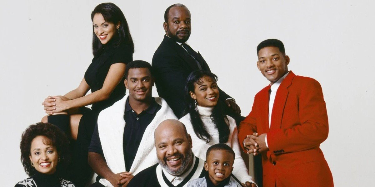 The Banks family the fresh prince of bel-air nbc