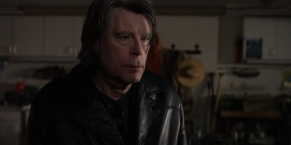 Sons Of Anarchy – Bachman Stephen King Cameo