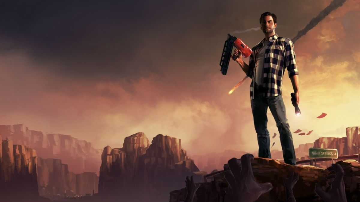 Get Observer and Alan Wake's American Nightmare for free on the Epic Games store next week