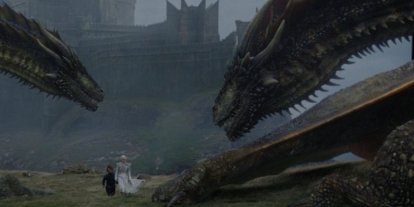 game of thrones viserion hbo