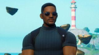 Will Smith in Fortnite