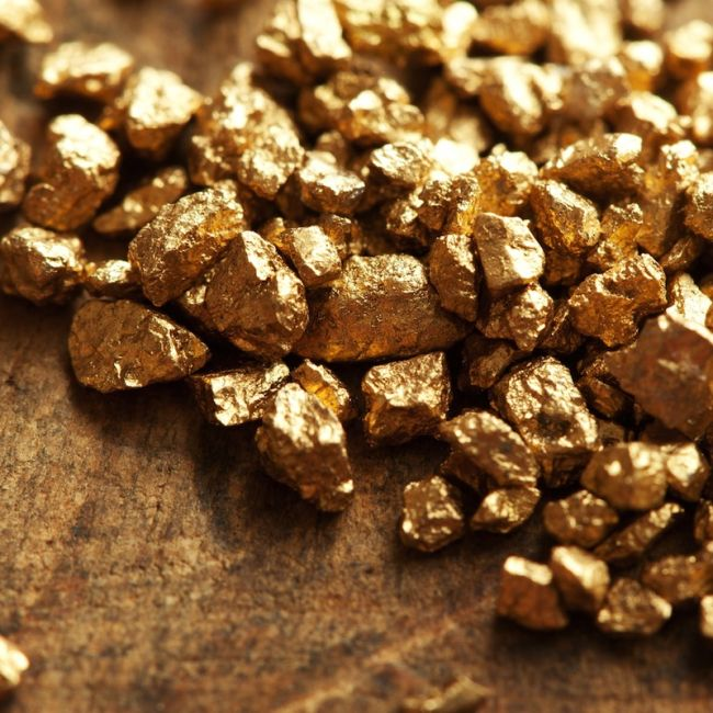 """Small-scale or """"artisanal"""" gold mining is now the biggest source of current mercury pollution."""