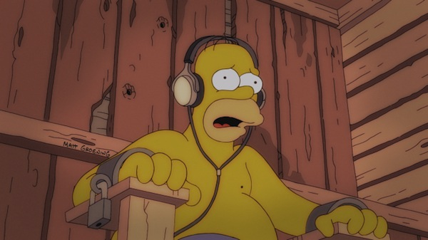 Watch The Simpsons' Homeland-Inspired Opening Credits