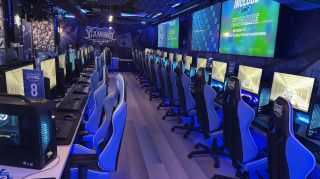 Carolina Gaming Arena at the University of North Carolina at Chapel Hill (UNC-Chapel Hill)