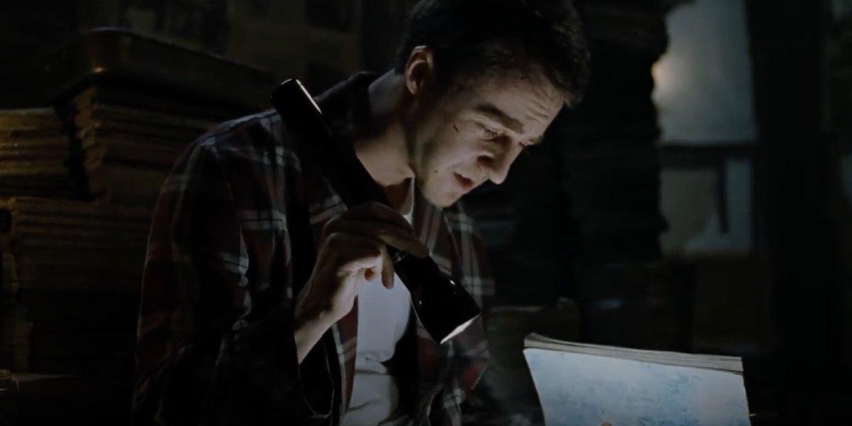 Edward Norton as Narrator in Fight Club
