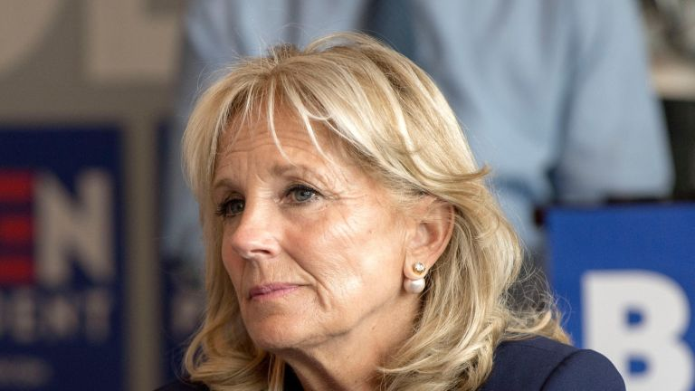 Dr. Jill Biden has been accused by Fox and Friends host Rachel Campos-Duffy of failing to intervene in the Afghanistan crisis
