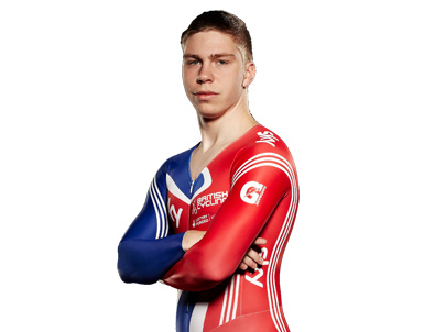 Philip Hindes Great Britain track sprinter