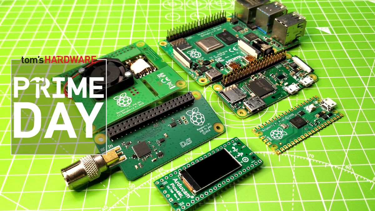 Best Prime Day Raspberry Pi Deals for 2021