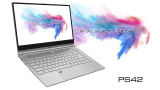 MSI Prestige laptop