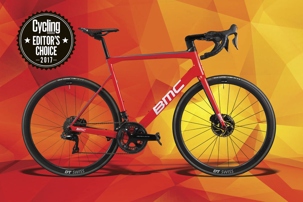 BMC Teammachine SLR01 Disc Team review - Cycling Weekly
