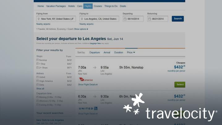 Best Online Travel Agency 2019 - Hotel, Airfare, Vacation