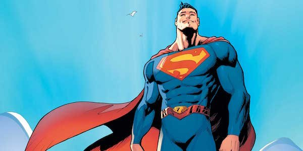 Superman Rebirth comics
