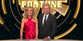 The Price Is Right's Drew Carey, The Bachelor's Chris Harrison And More Are Heading To Wheel Of Fortune
