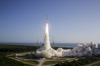NROL-61 Launches on Atlas V Rocket