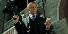 Does James Bond Need Christopher Nolan? Let's Discuss