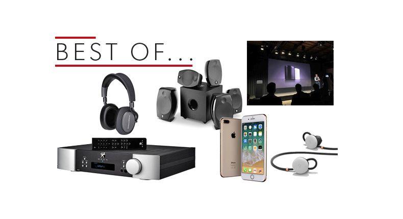 Best of the Week: Apple iPhone 8 Plus, Sonos One Alexa speaker