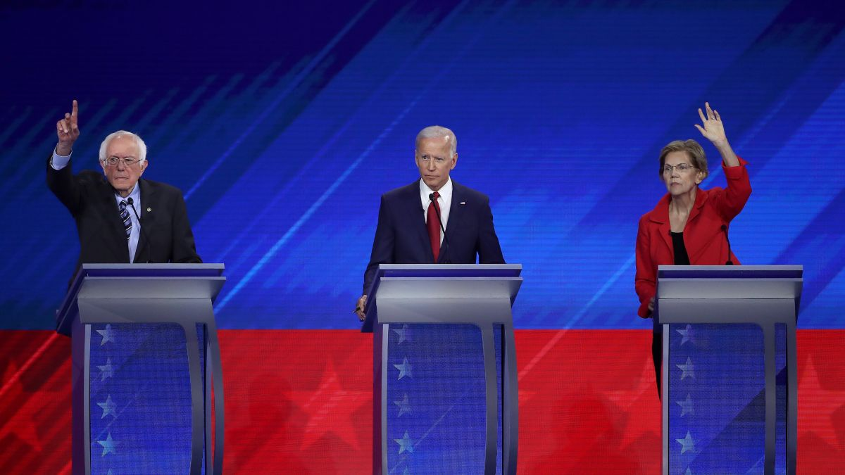 October Democratic Debate Live Stream: Start Time and How to Watch