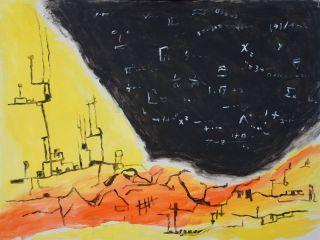 'X3' (2015) by Ed Belbruno