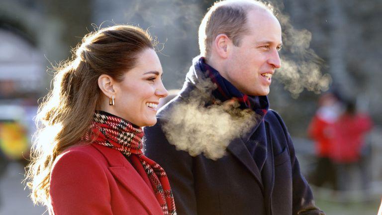 Duchess of Cambridge and Prince William