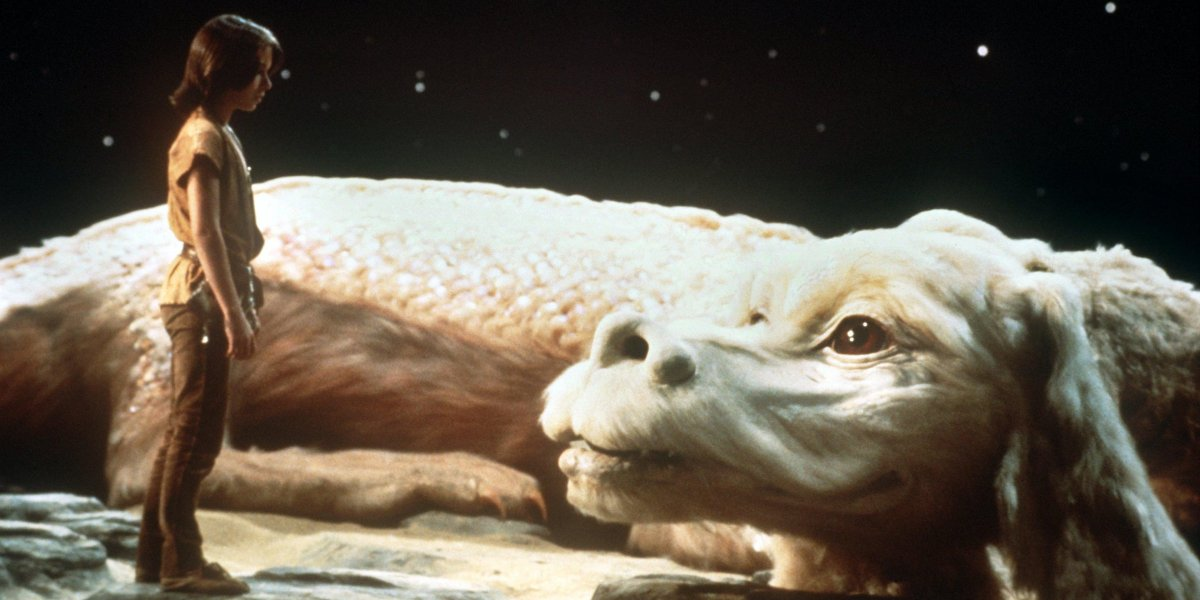 Barret Oliver in The NeverEnding Story