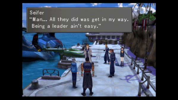 Final Fantasy 8 Returns To PC With Magic Booster #29942
